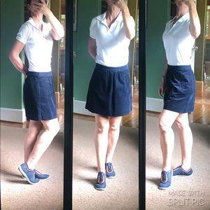 J Crew Casual Cordero Skirt